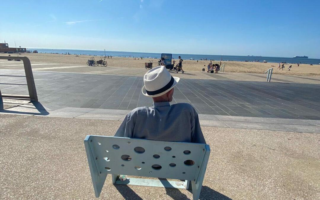 Wunschfahrt erster Besuch am Meer