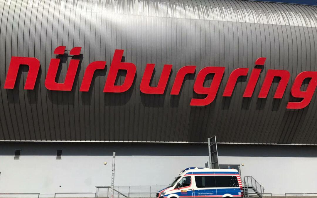 Noch einmal über den Nürburgring rasen…